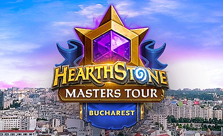Hearthstone Masters Tour 2019 Bucharest