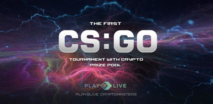 Play2live Cryptomasters