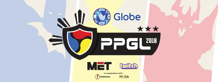 Philippine Pro Gaming League 2018