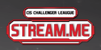 Stream.me - CIS Challenger League #2