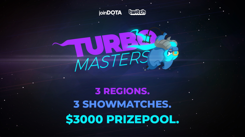 joinDOTA Turbo Masters